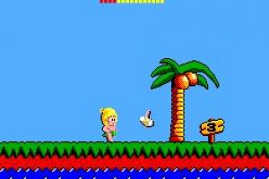 Wonder Boy Screenshot