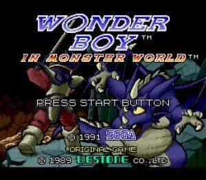Wonder Boy in Monster World Review - Screenshot 2 of 2