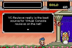 Wonder Boy in Monster World Screenshot