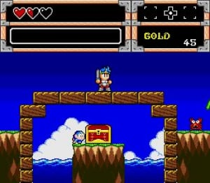 Wonder Boy in Monster World Review - Screenshot 1 of 2