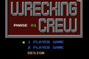 Wrecking Crew Screenshot