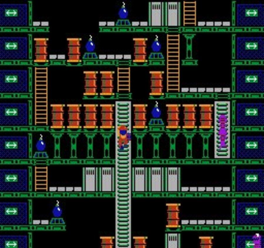 Wrecking Crew Screenshot