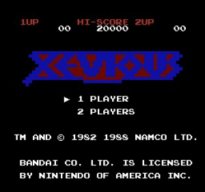 Xevious Review - Screenshot 2 of 2