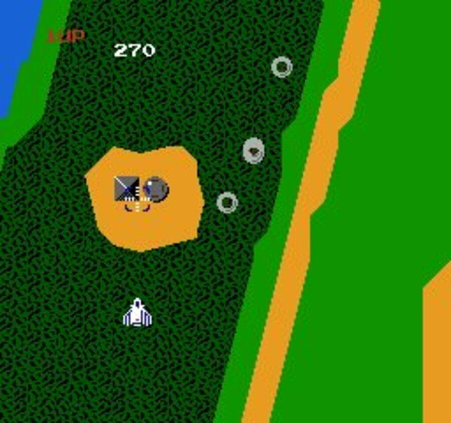 Xevious Screenshot