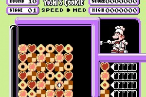 Yoshi's Cookie Screenshot