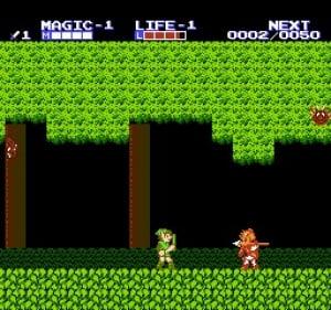 Zelda II: The Adventure of Link Review - Screenshot 1 of 3