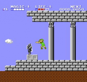 Zelda II: The Adventure of Link Review - Screenshot 3 of 3
