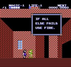 Zelda II: The Adventure of Link Review - Screenshot 2 of 2