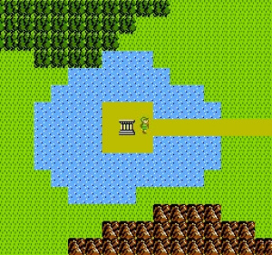 Zelda II: The Adventure of Link Review - Screenshot 1 of 3