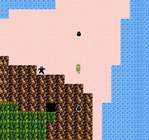 descargar the legend of zelda 2 the adventure of link español gba