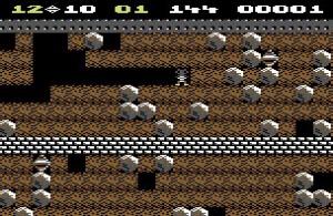 Boulder Dash Review - Screenshot 2 of 3