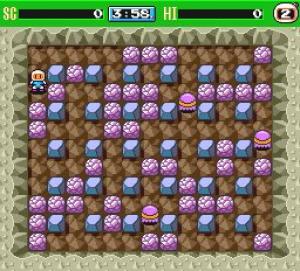 Bomberman '93 Review - Screenshot 1 of 3