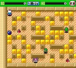 Bomberman '93 Review - Screenshot 3 of 3