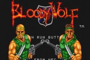 Bloody Wolf Screenshot