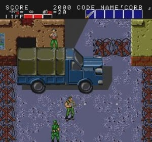 Bloody Wolf Review - Screenshot 2 of 2
