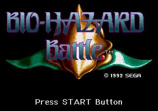 Bio-Hazard Battle Screenshot