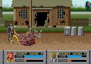 Alien Storm Review - Screenshot 2 of 2