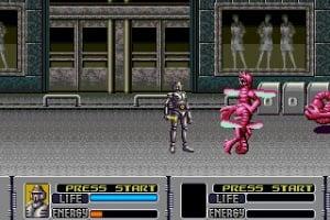 Alien Storm Screenshot