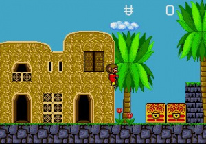 Alex Kidd in the Enchanted Castle Review - Screenshot 1 of 2