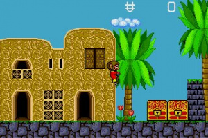 Alex Kidd in the Enchanted Castle Screenshot