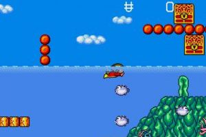 Alex Kidd in the Enchanted Castle Screenshot