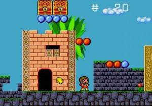 Alex Kidd in the Enchanted Castle Review - Screenshot 2 of 2