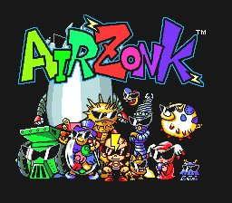 Air Zonk Screenshot