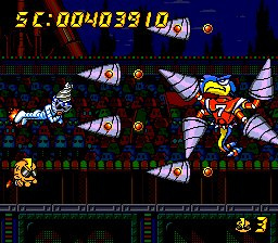 Air Zonk Screenshot