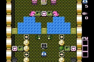 Adventures of Lolo 2 Screenshot