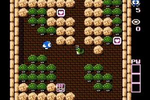Adventures of Lolo Screenshot