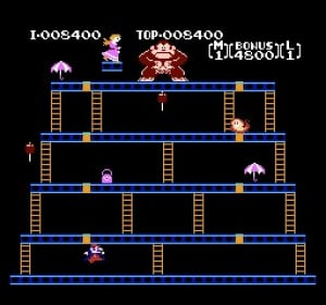 Donkey Kong Review - Screenshot 2 of 3