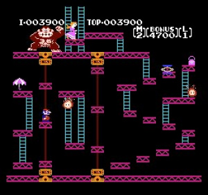 Donkey Kong Review - Screenshot 3 of 3