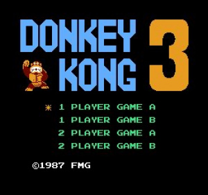 Donkey Kong 3 Review - Screenshot 5 of 5