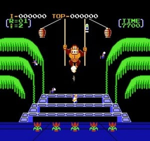 Donkey Kong 3 Review - Screenshot 2 of 5