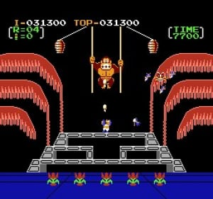Donkey Kong 3 Review - Screenshot 3 of 5