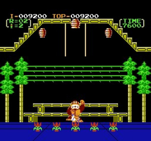 Donkey Kong 3 Review - Screenshot 3 of 4
