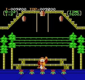 Donkey Kong 3 Review - Screenshot 1 of 5
