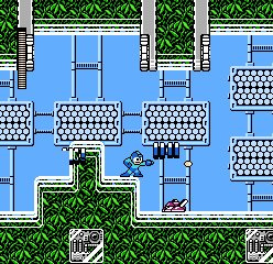 Mega Man 3 Screenshot