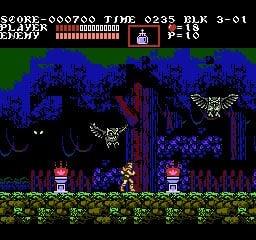 Castlevania III: Dracula's Curse Screenshot