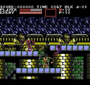 Castlevania III: Dracula's Curse Review - Screenshot 1 of 3