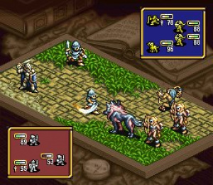 Ogre Battle: The March of the Black Queen Review - Screenshot 2 of 4