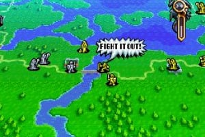 Ogre Battle: The March of the Black Queen Screenshot