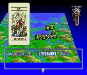 Ogre Battle: The March of the Black Queen Review (SNES