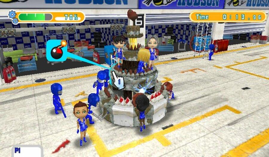 Pit Crew Panic! Screenshot