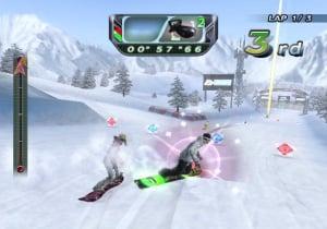 Snowboard Riot Review - Screenshot 1 of 5