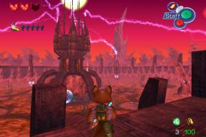 Star Fox Adventures Screenshot