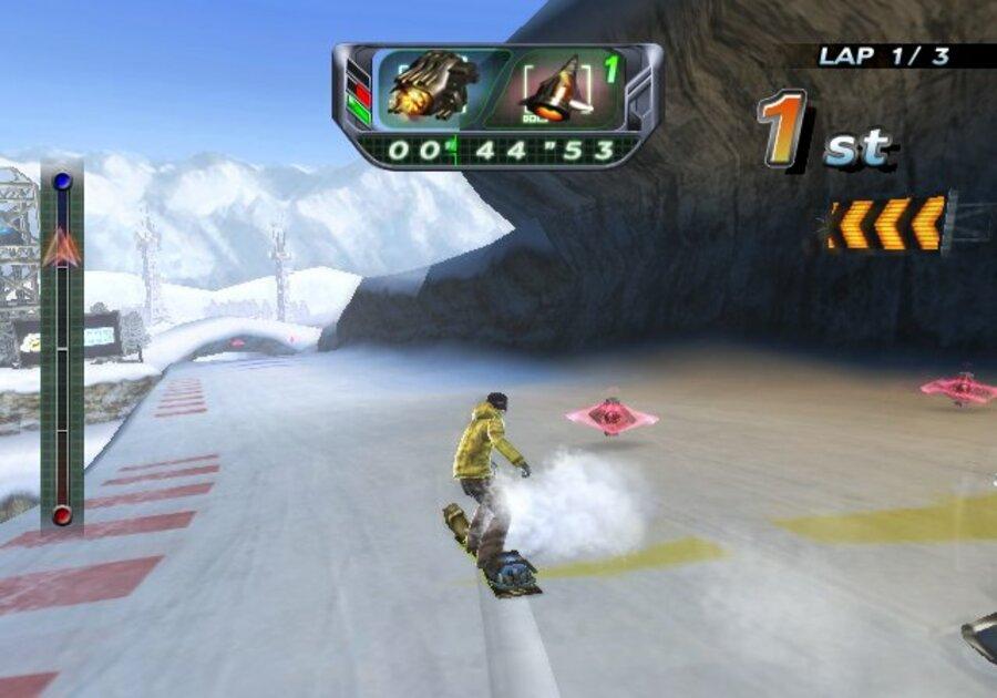 Snowboard Riot Screenshot