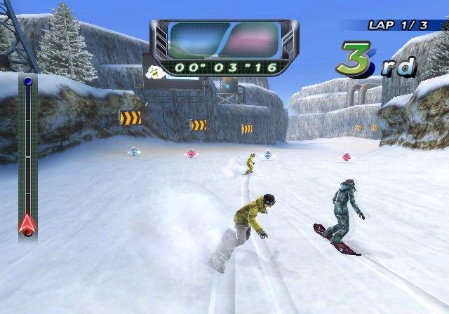 Snowboard Riot (WiiWare) News, Reviews, Trailer & Screenshots