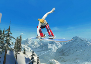SSX 3 Review - Screenshot 3 of 3