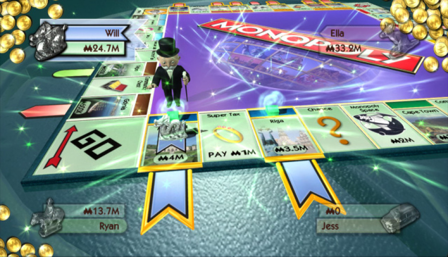 Monopoly Review (Wii) | Nintendo Life